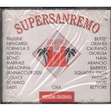 AA.VV. 2 CD Supersanremo '94 (Super Sanremo '94) Columbia COL 475948 2 Sigillat