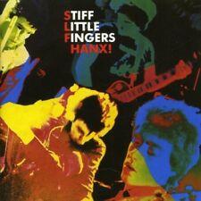 STIFF LITTLE FINGERS - HANX! - CD SIGILLATO 2001