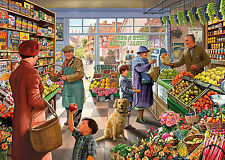 Gibsons - 1000 piece jigsaw puzzle-an apple a day