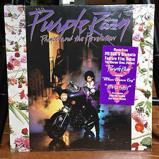 "SEALED LP ~ PRINCE ""Purple Rain"" WARNER BROS '84 ORIG + hype sticker  ~ WOW!"