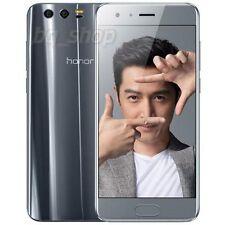 "Huawei Honor 9 64GB/4GB Grey Dual SIM 5.15"" 20MP Android 7.0 Phone By FedEx"