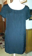 Old Navy Black Short Dress or Long Blouse. Size Medium 2 Pockets