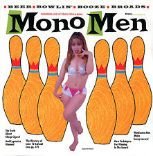Mono Men Live At Tom's Strip-N-Bowl! CD GARAGE PUNK ESTRUS Chantry NEW 90's