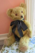 Vintage Classic American Teddy Bear Mohair, Fully Jointed, nice condition.