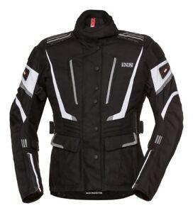 IXS Powells-St Women's Motorcycle Jacket Waterproof Touring all Weather Jacket