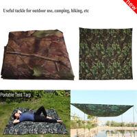 Camping Awning Tent Tarp Hammock Cover UV Protection Sunshine Waterproof Shelter