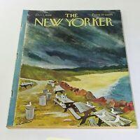 The New Yorker: October 1 1966 Full Magazine/Theme Cover James Stevenson
