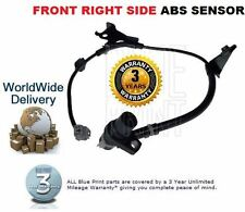 FOR LEXUS IS200 2.0 1999-12/2005 NEW FRONT RIGHT SIDE ABS ANTI LOCK BRAKE SENSOR
