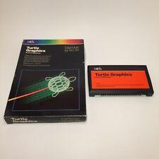 Commodore VIC-20 TURTLE GRAPHICS Cartridge w/ Box