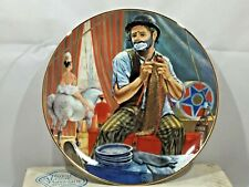 Otto Griebling - Clown Plate
