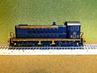 ATLAS 1/160 N Scale Alco S2 Grand Trunk Western Rd #8110 DCC/Sound 40002148 F/S