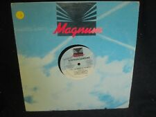 """Stephan Sanders """"Confectionary/All The Women in the World"""" 12"""" Single PROMO"""