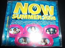 NOW Summer 2008 Various 2 CD Veronicas Paramore Airbourne Hillary Duff & More Up