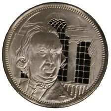 Medaglia Mignon USA United States Samuel Adams Politician Massachusetts #4182A