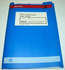Werkstatthandbuch VW Lupo 3 Zylinder Grauguß Diesel Motor AMF ab Baujahr 1999