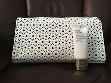 Estee Lauder 2pc gift set-Cosmetic Bag/Advanced Nigh Micro Cleansing Foam-Travel