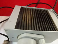 MICROSCOPE PART REICHERT LAMP HOUSING ILLUMINATOR OPTICS  AS IS B#29-A-02