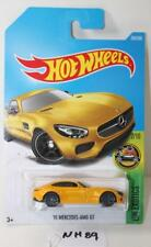 Mattel Hot wheels 256/365 HW Exotics '15 Mercedes AMG GT FNQHobbys NH89