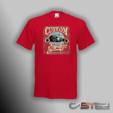 Camiseta coche motor custom garage hot rod rat rod muscle car  ENVIO 24/48h
