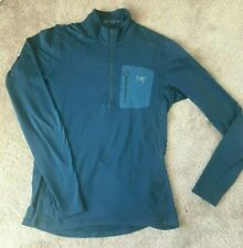 Men's Arc'teryx Blue pullover, size S