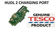 Nuevo Genuino placa de carga puerto enchufe DC Puerto Micro Usb Para Tesco Hudl 2