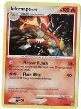 Infernape Holo Pokemon Card Diamond and Pearl 5/130