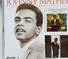 Johnny Mathis Double CD  Rapture & Romantically
