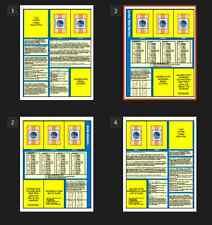 BJY - BOTH custom Statis Pro Basketball Game Boards via PDF - Clev and GoldState