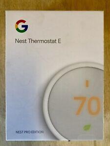 Nest Thermostat E (Nest Pro Edition)