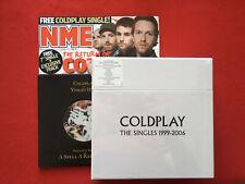 "Coldplay Vinyl 7"" Singles Box Set Sealed 1999-2006 & NME (Blue Room Ep)"