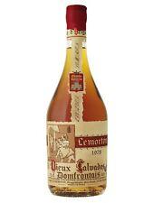 1 BT. Calvados vieux calvados du domfrontais grande reserve 1970 DIDIER LEMORTON