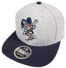 New Era Detroit Tigers Cooperstown Snapback Cap Grey Navy 9fifty Limited Edition
