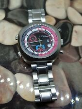 SORNA automatic watch black version metal band NOS-Style unworn