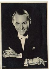 Oliver Wakefield Theatre act and comedian  Vintage  Hand signed Postcard 7 x 5