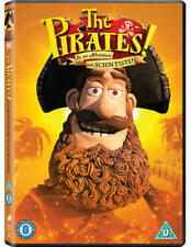 The Pirates! In an Adventure With Scientists [DVD]