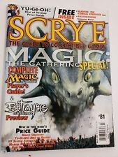 Scrye Magazine #81 March 2005