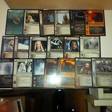 LOTR Lord of The Rings Countdown Collection 19 Card Prom Set TCG Never Played