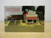 Structorama, Country Shop No. 2, HO Scale, Structure Kit