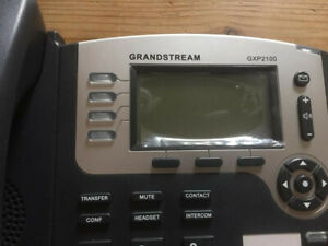 Grandstream GXP2100 SIP Phone