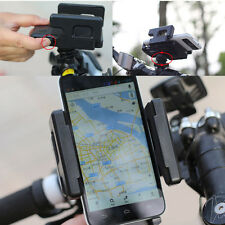 Bike Bicycle Mount Holder Cradle For Cell Phone iPhone 6 5S iPod LG G2 G3 NOTE 4