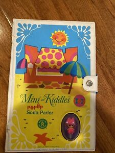 Liddle Mini Kiddles Doll Pop Up Soda Parlor by Mattel Vintage 1967