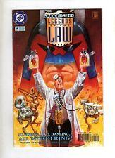 JUDGE DREDD LEGENDS OF THE LAW  - DC COMIC  - JAN 1995  # 2   - VG