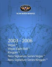 Victory Service Workshop Shop Repair Manual 2006 Vegas