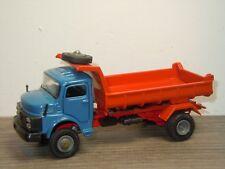 Mercedes 1513 Tipper Truck - Arpra Supermini Brazil 1:50 *36543