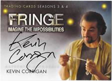 Fringe Seasons 3 & 4 Auto Autograph Card Kevin Corrigan A11 A-11