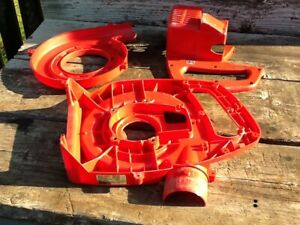 Komatsu Redmax HB2300 handheld blower engine housing
