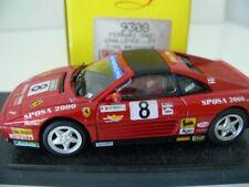 1/43 Bang Ferrari 348 Challenge '93 I. Benaduce 9308