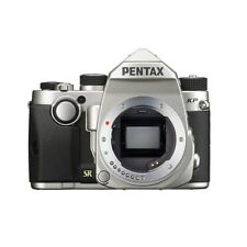 Pentax KP DSLR Camera Professional Digital Camera Body Only Silver BRAND NEW