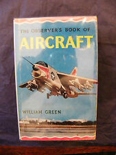 The observer's book of Aircraft 1967 William Green