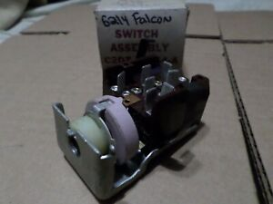 1962 1963 1964 1965 1967 ford falcon econoline nos headlight switch C2DZ-11654-A
